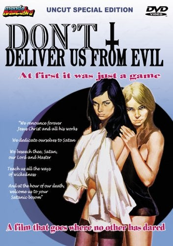 Image of DON'T DELIVER US FROM EVIL