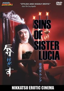 Image of SINS OF SISTER LUCIA