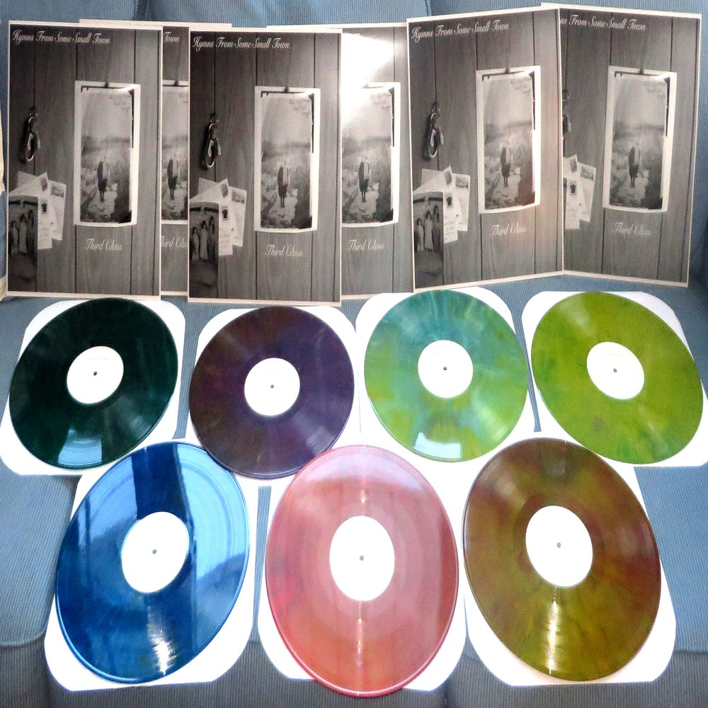 Image of Hymns From Some Small Town (vinyl + digital download)