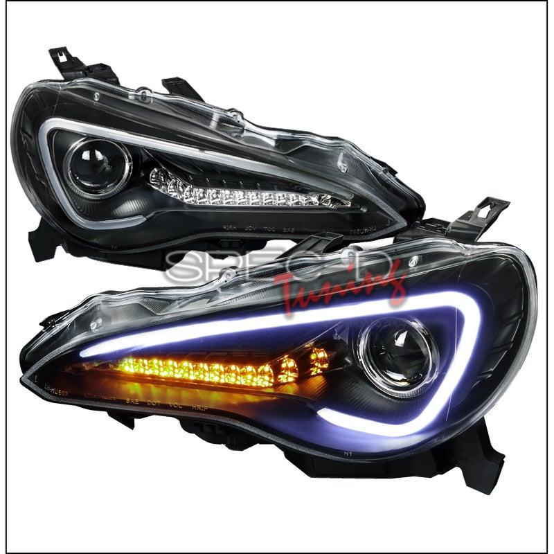 BRZ WORLD Club Store — Spec D Projector Headlight FRS