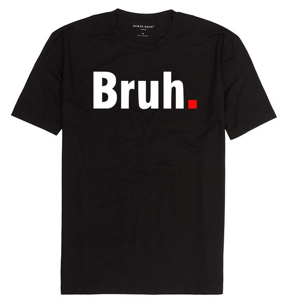 Image of Bruh black (Men's) shirt