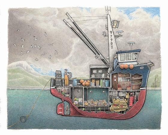 Image of Shrimp Boat # 1