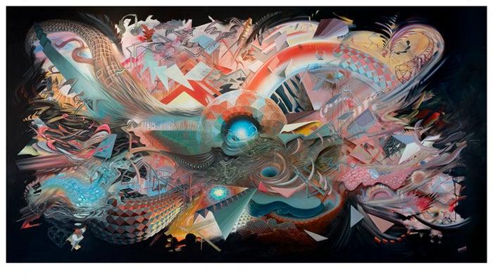 Image of UNFOLDMENT  Giclée  Print