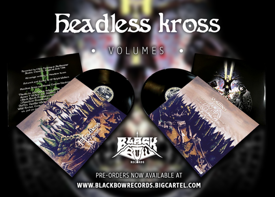 Image of HEADLESS KROSS - VOLUMES