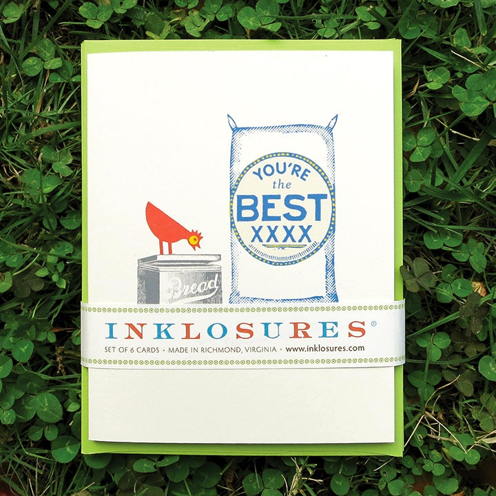 Image of BEST NOTE CARD SET