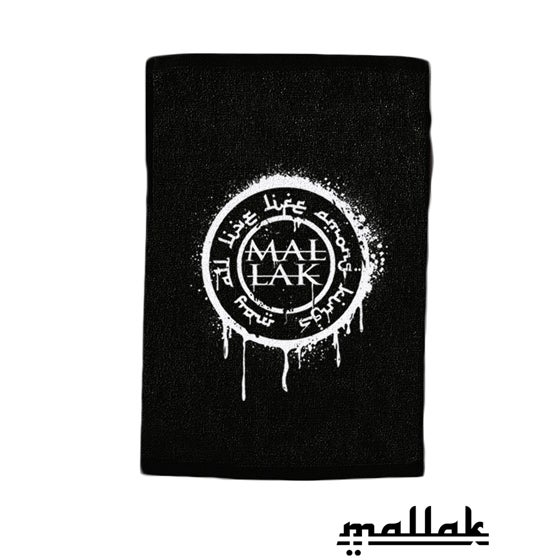 Image of MALLAK Drip Rally Towel