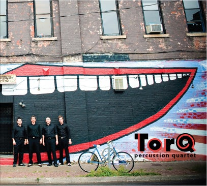 TorQ Percussion Quartet (CD)