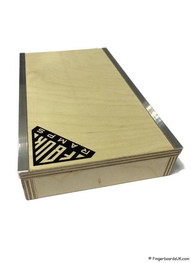Image of FBUK Manual Pad Ramp Obstacle