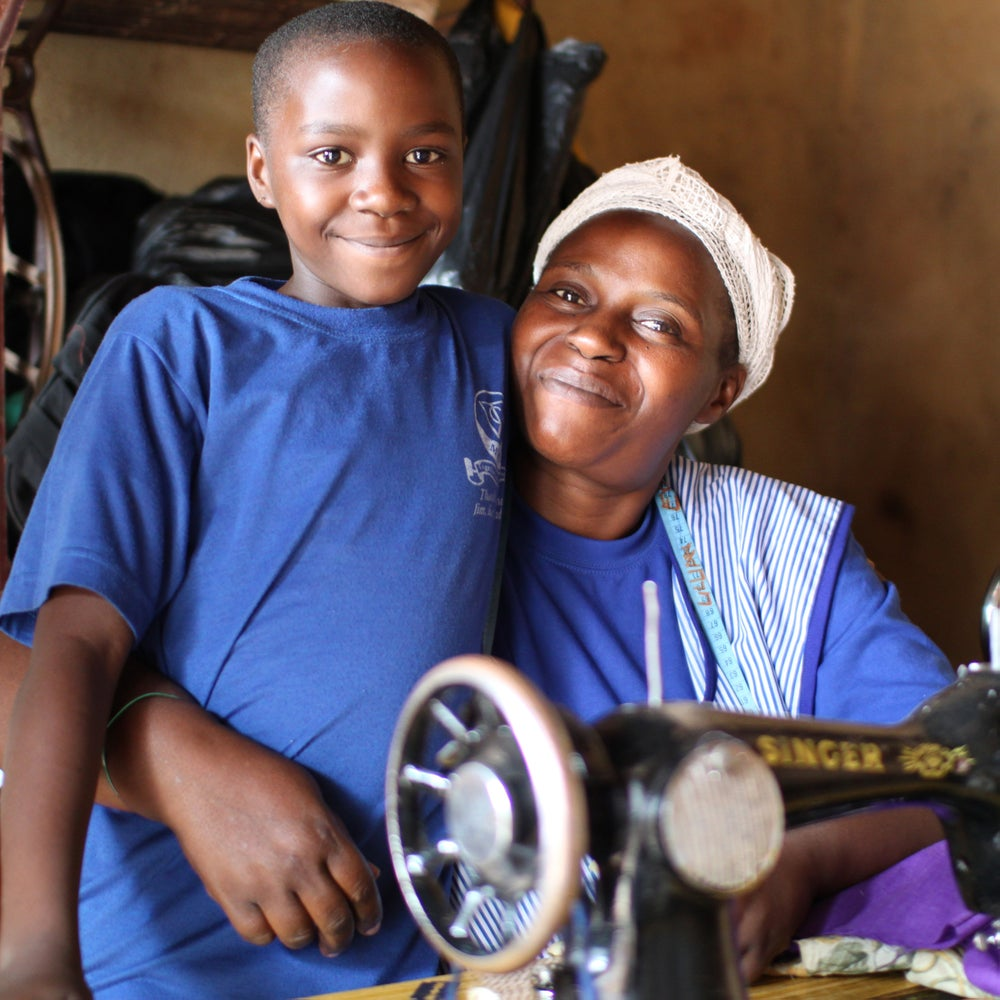 Image of  Help a mum start a business and rebuild the life of her family