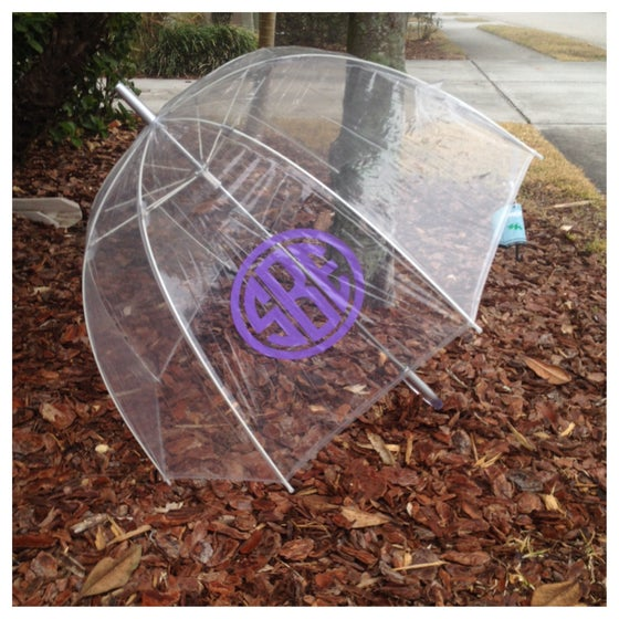 Image of Personalized Bubble Umbrella