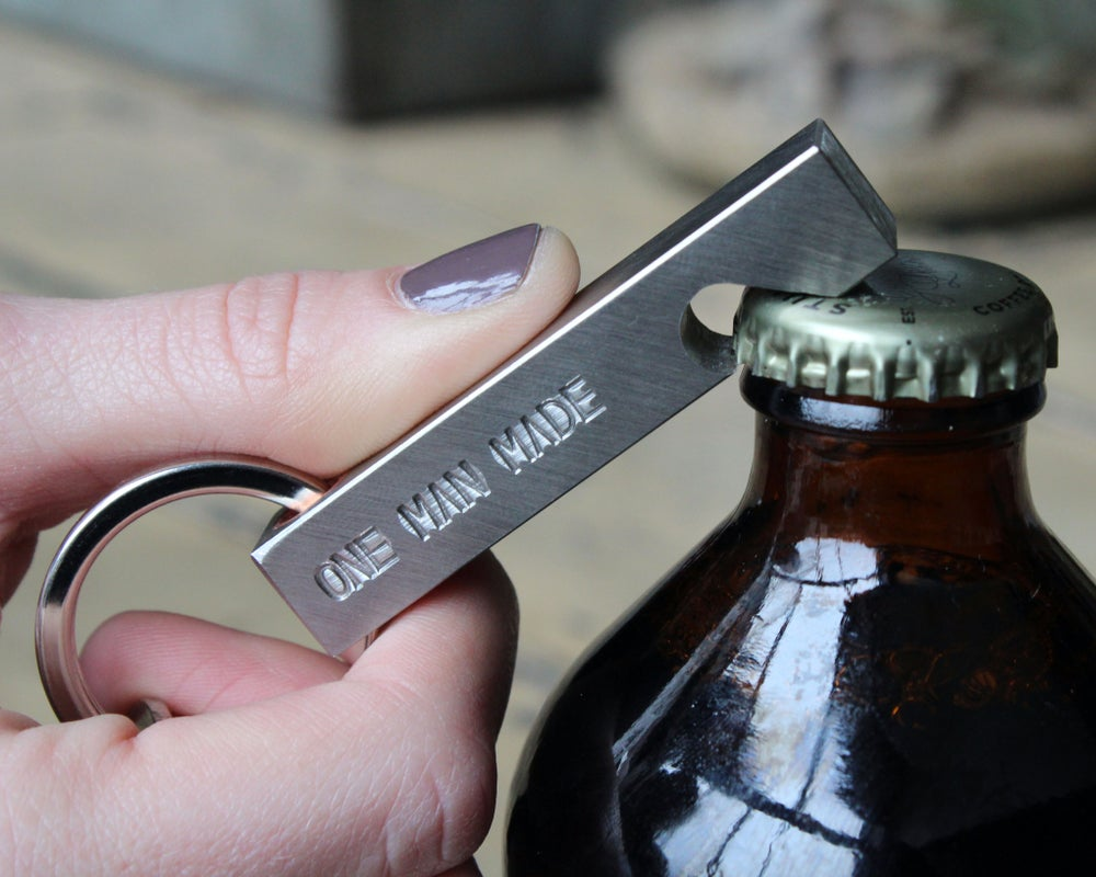 Image of Overbuilt Bottle Opener