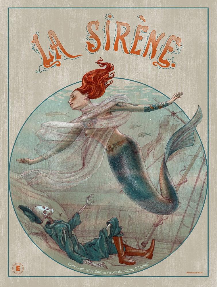 Image of Jonathan Burton's 'La Sirene'