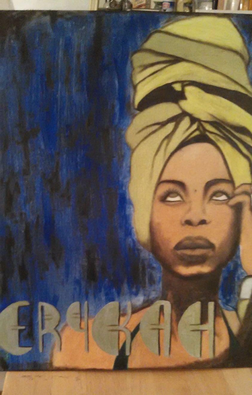 Unfurled Art — Erykah Badu: unfurledart.bigcartel.com/product/erykah-badu