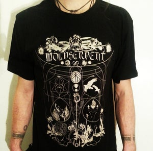 Image of Wolvserpent - Sano Ad Infinitum - Tee (sold out)