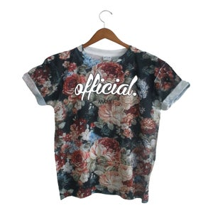 Image of Official Floral Tee