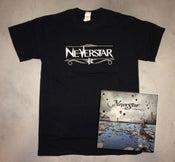 Image of T-shirt and CD bundle