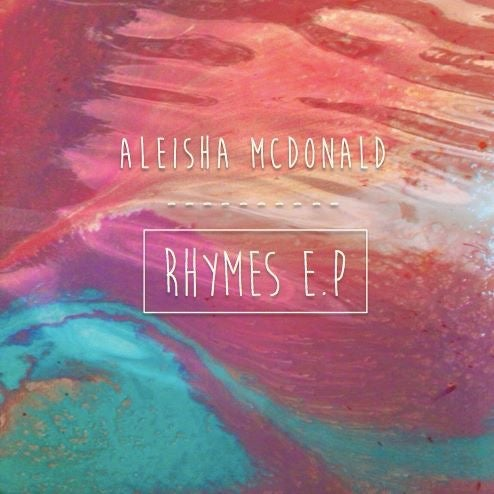 Image of Personalised Rhymes EP CD