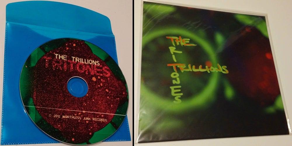 Image of Tritones Album
