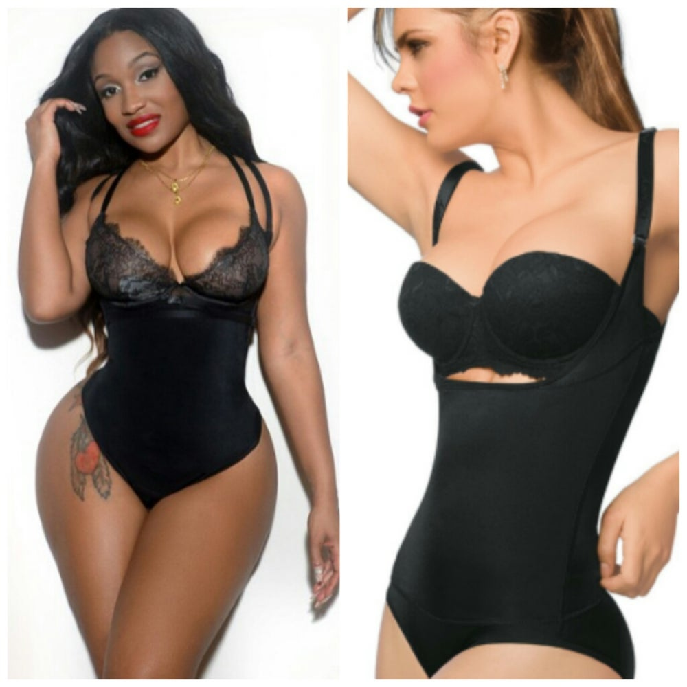 Image of NEW ITEMS ALERT One Piece Latex Body Shaper