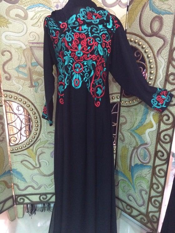 Image of Faatima Style Abaya