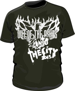 Image of Phoenix 'Into The City' T-shirt