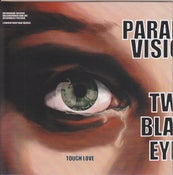 Image of PARANOID VISIONS Two Black Eyes 7""