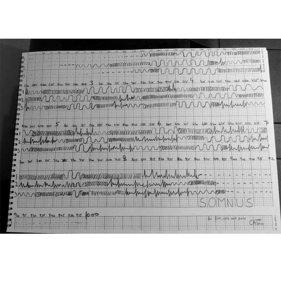 Image of SOMNUS - FLUTE, CELLO, PIANO
