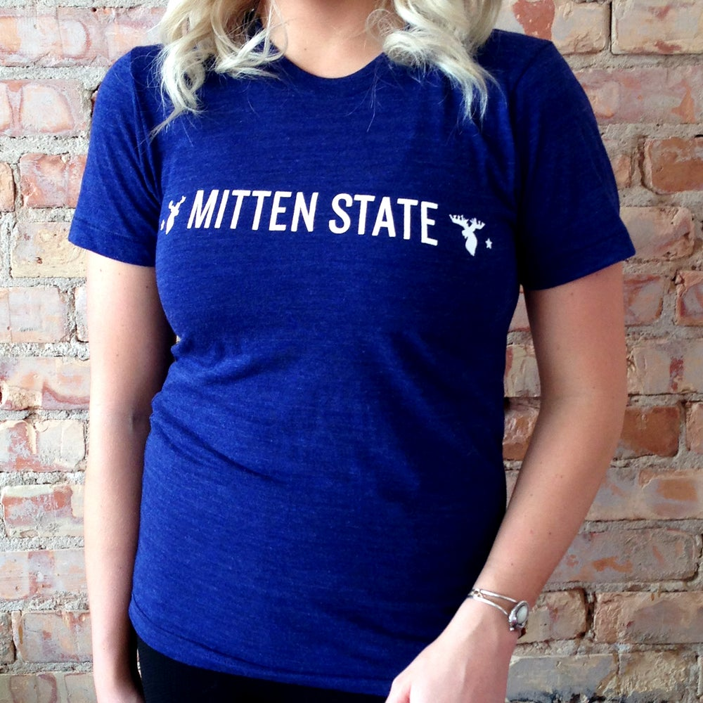Image of Mitten State Tee