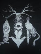 Image of Wolvserpent -Guardian - Back Patch (out of stock)