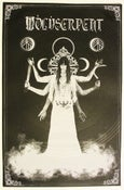 Image of Wolvserpent - Perigaea Antahkarana - Silk Screened Poster (sold out)