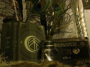 Image of Wolvserpent - Perigaea Antahkarana - Cassette (sold out)