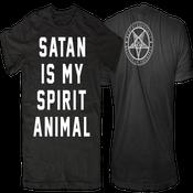 Image of Satan Is My Spirit Animal