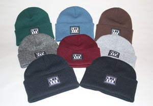 Image of The Lurker Co fold up beanies