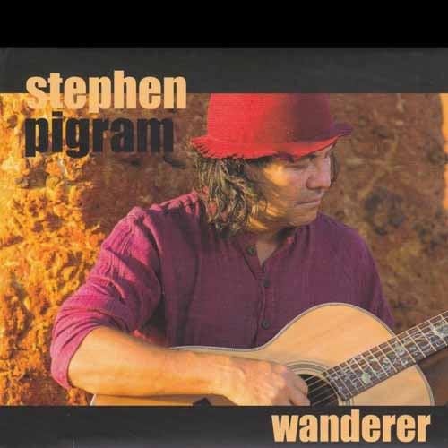 Image of Stephen Pigram