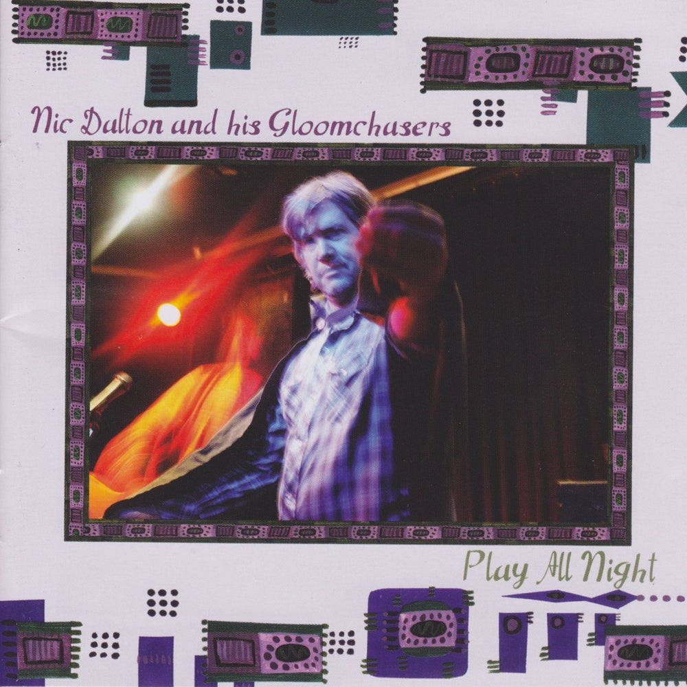 Image of Nic Dalton and his Gloomchasers :: CD