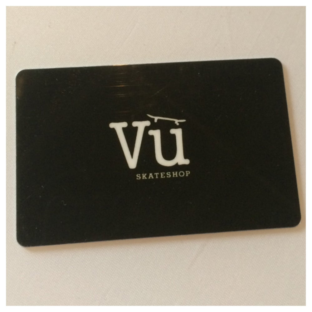 Image of Vu Shop Gift Card