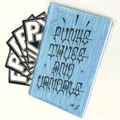 Image of PUNKS THUGS AND VANDALS Zine - Issue #2