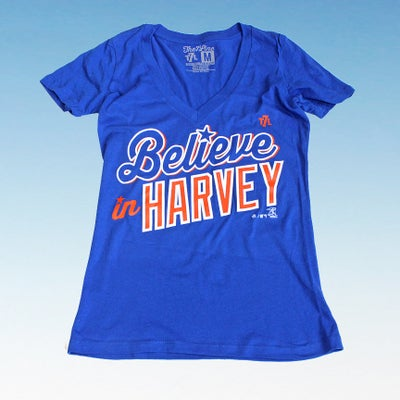 Image of Believe In Harvey (women's)