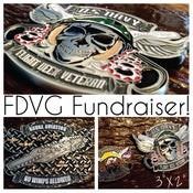Image of Fundraiser Challenge Coin