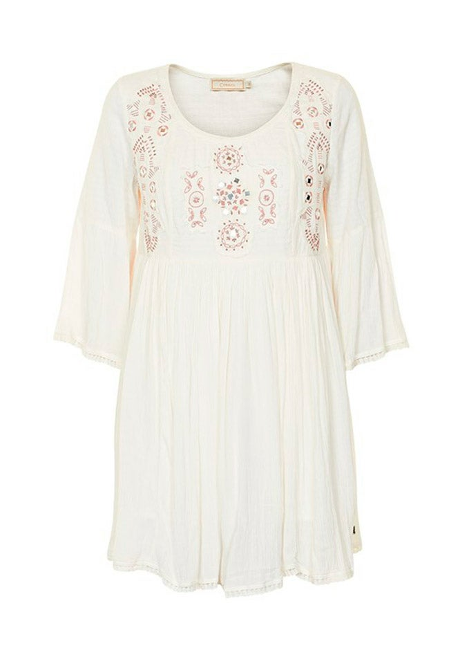 Image of CREAM SOPHIA TUNIC