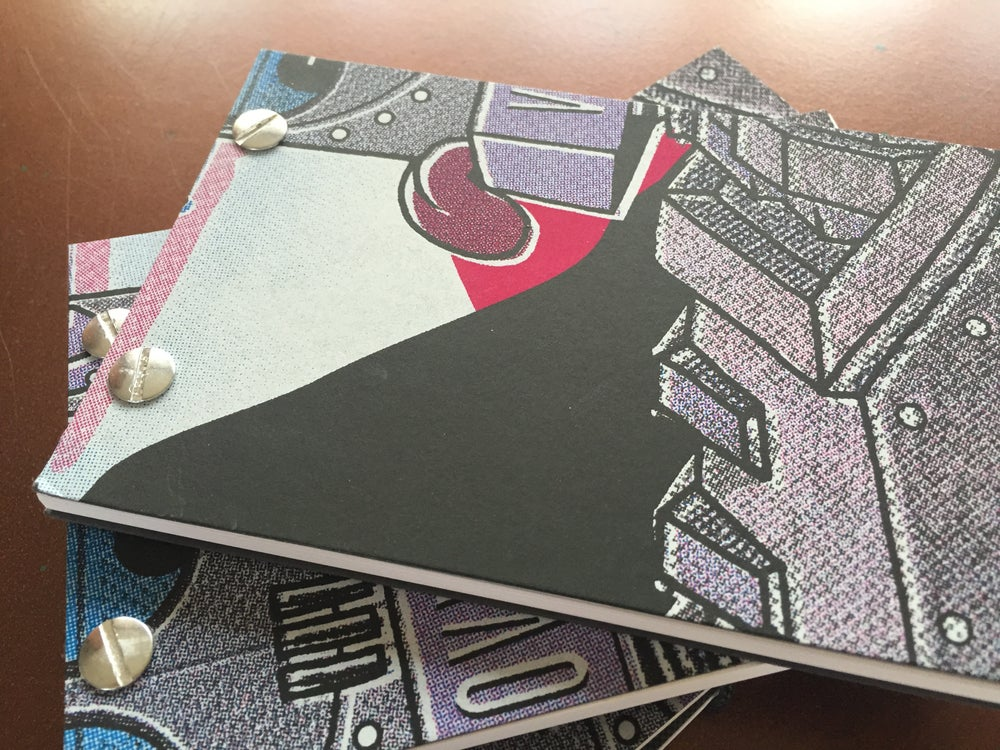 Image of The Silent P Sketchbook