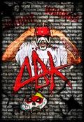 Image of ABK Brick Wall - Poster
