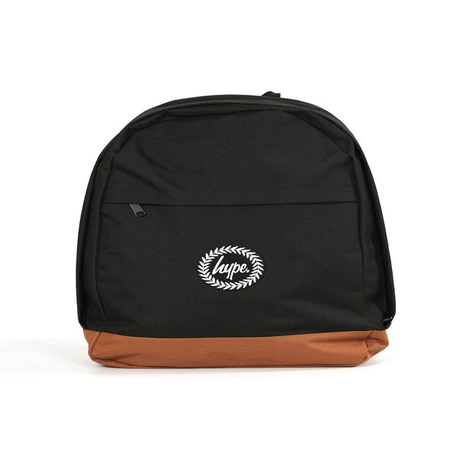 Image of HYPE. BLACK COLLEGE BACKPACK