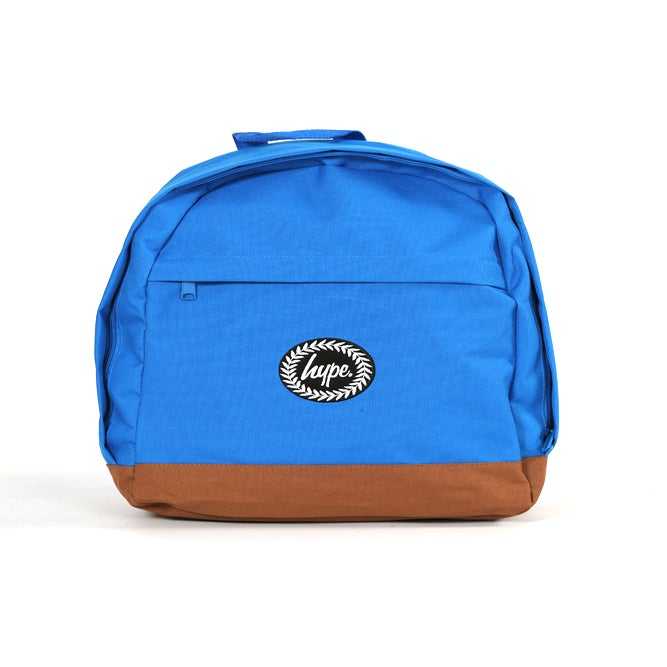 Image of HYPE. BLUE COLLEGE BACKPACK