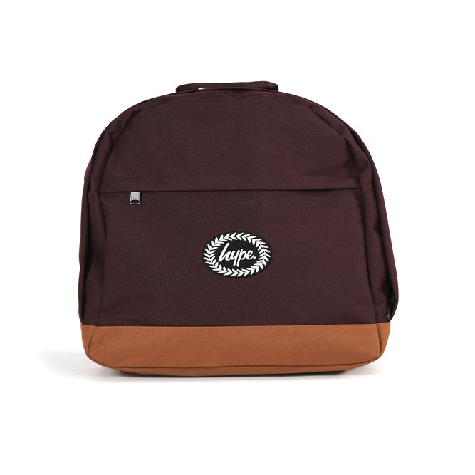 Image of HYPE. BROWN COLLEGE BACKPACK