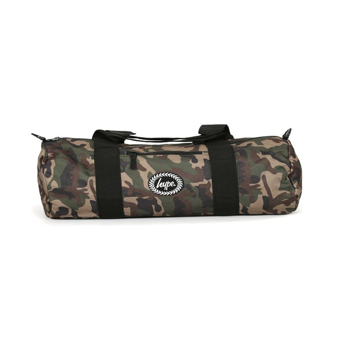 Image of HYPE. CAMO HOLDALL