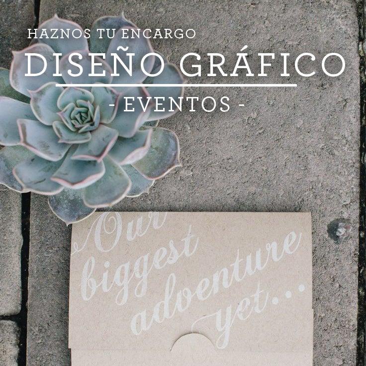 Image of Diseño Gráfico para Eventos