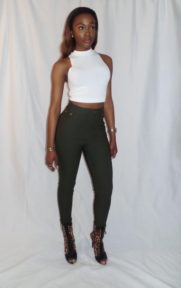 Image of Tiffany Highwaisted Pants