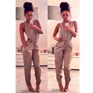 Image of Pocket Fashion Jumpsuit