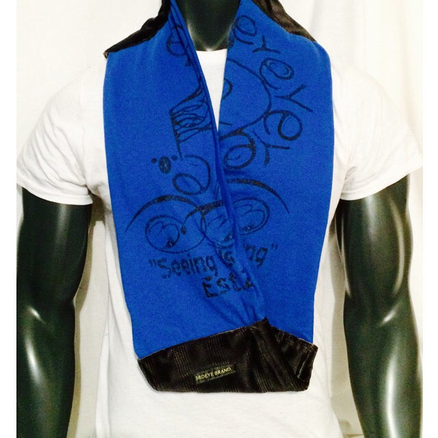 Image of 3rdeye Brand Tailored Scarf